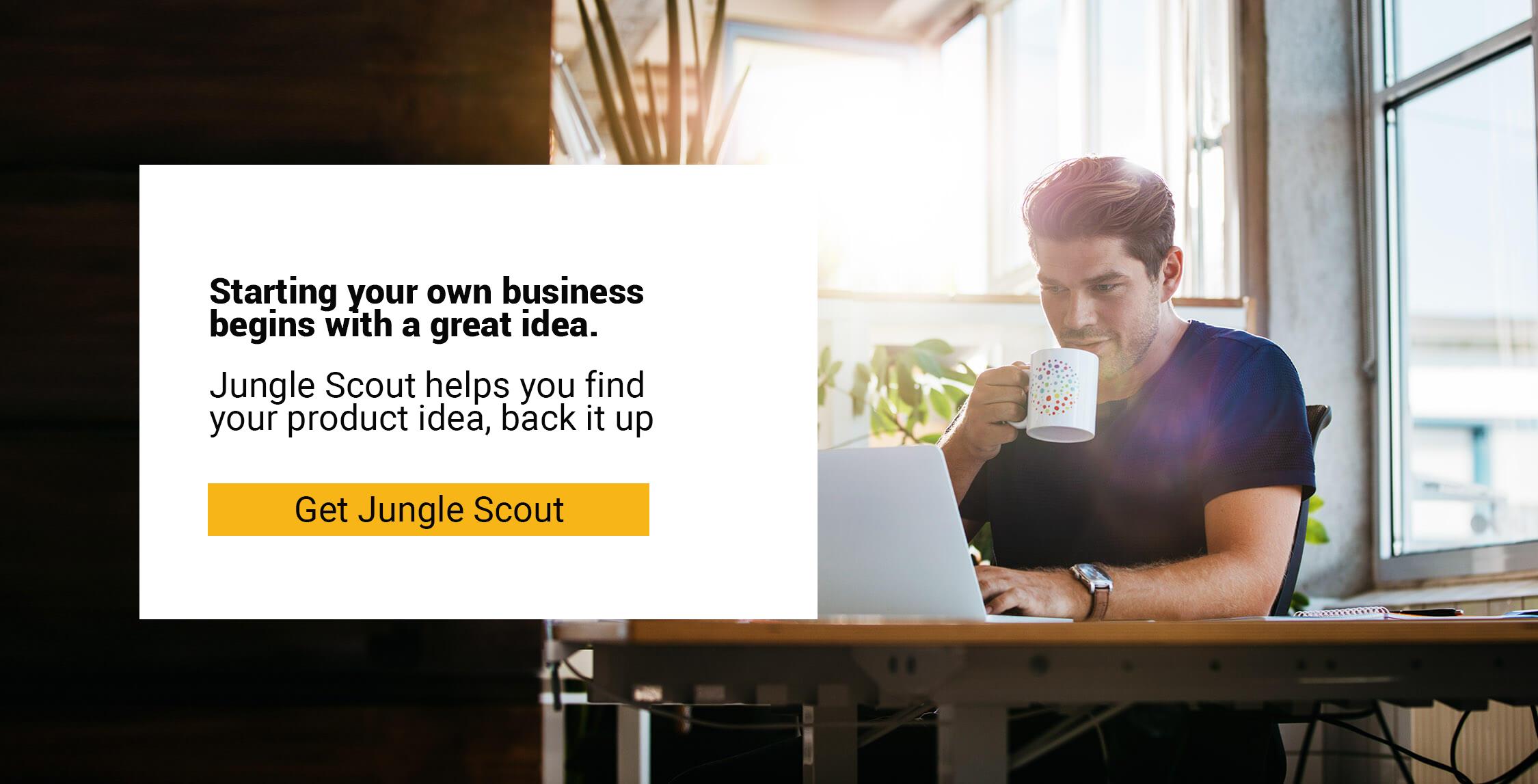 Jungle Scout una de las mejores herramientas para la investigación de nichos.