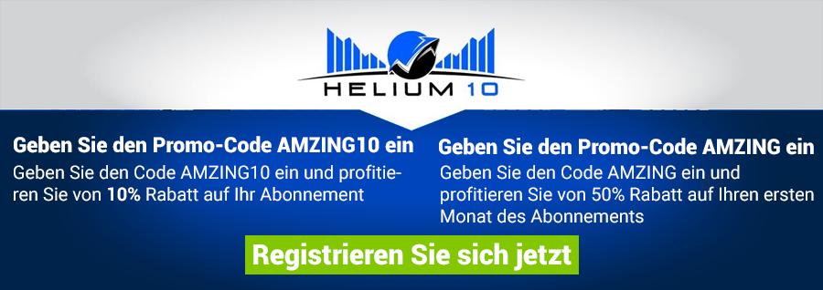 Helium 10 unglaubliche Werkzeuge!