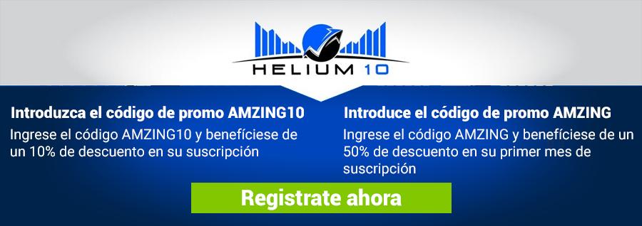 Helium 10 increíbles herramientas!
