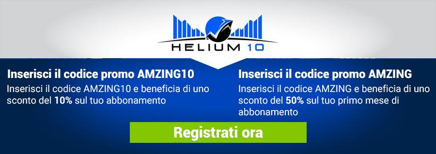 Helium 10 strumenti incredibili!