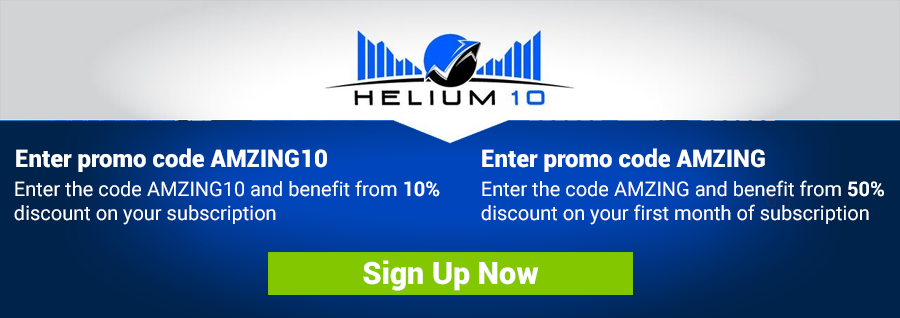Helium 10 a suite of amazing tools!