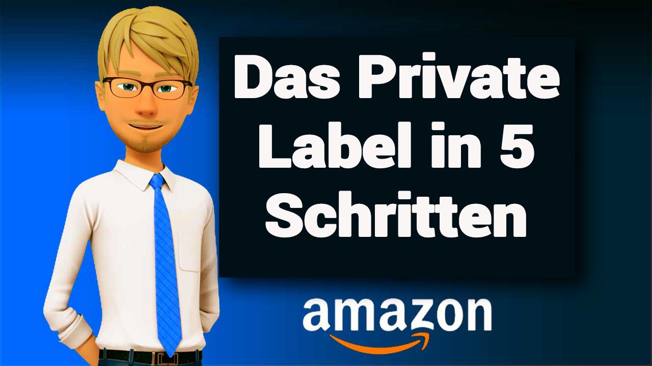 5 wichtige Schritte zum Erstellen Ihres Private Labels