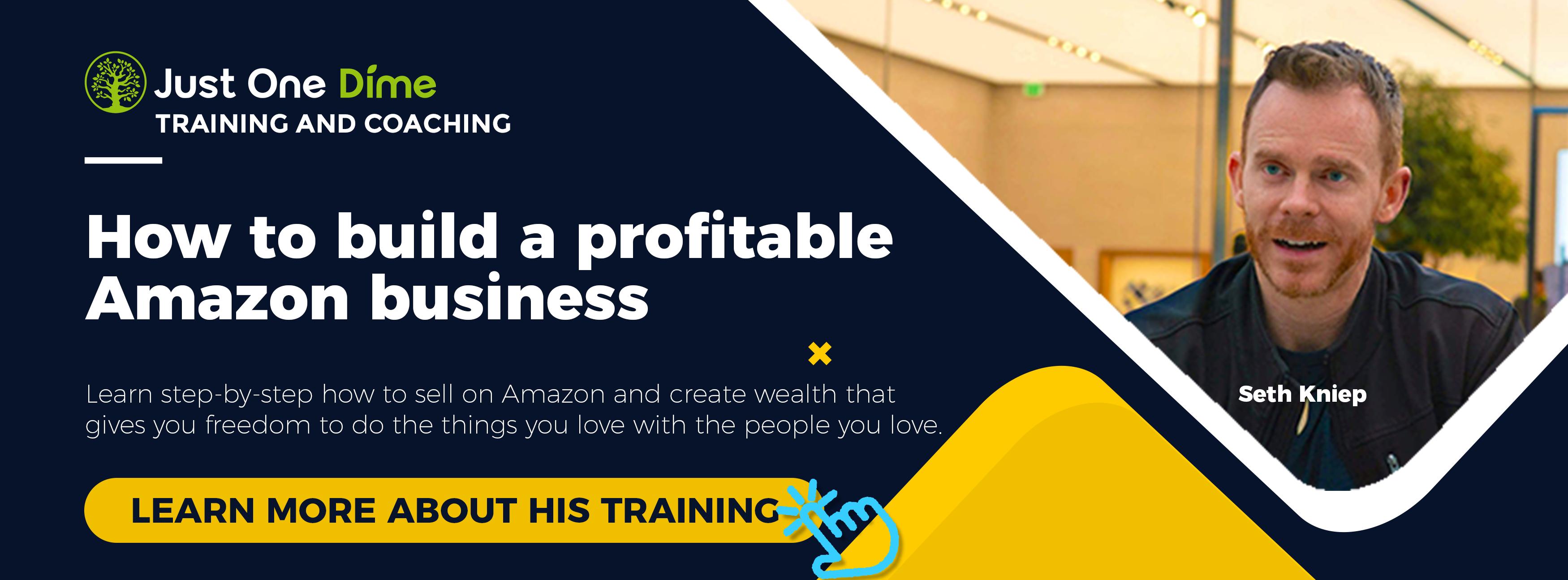 Amazon FBA Opleiding en Coaching